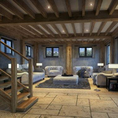 Rokeby and Ryder Barn Conversions