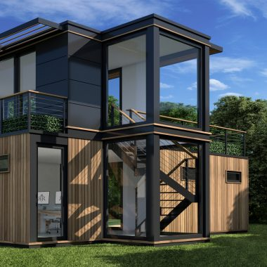 Rokeby and Ryder Modular buildings